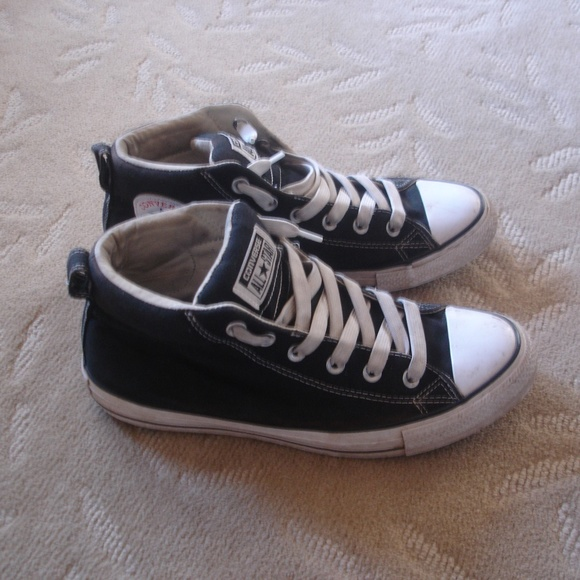 b57e86a53523 Converse Other - CONVERSE ALL STAR Unisex Mid Top Canvas Sneakers